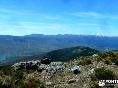 Pico Nevero - Hoyo Cerrado- Malagosto; rutas de senderismo sevilla serrania de ronda viaje con encan